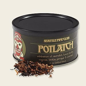 Seattle Pipe Club - Potlatch Pipe Tobacco