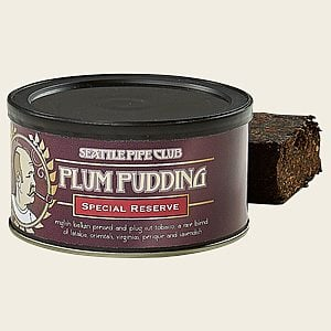 Seattle Pipe Club - Plum Pudding Special Reserve Pipe Tobacco
