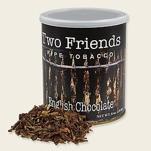 Two Friends English Chocolate Pipe Tobacco