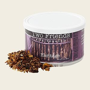Two Friends Heritage Pipe Tobacco