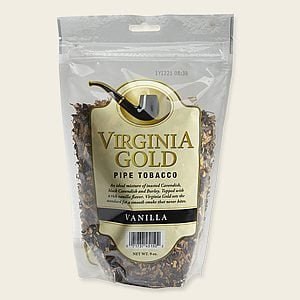 Virginia Gold Vanilla Pipe Tobacco