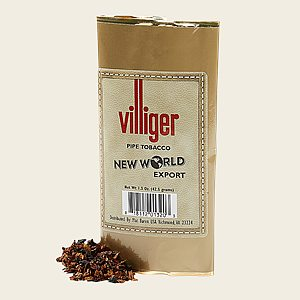Villiger New World Export Pipe Tobacco