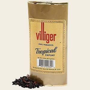 Villiger Tropical Export Pipe Tobacco