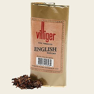 Villiger English Export Pipe Tobacco