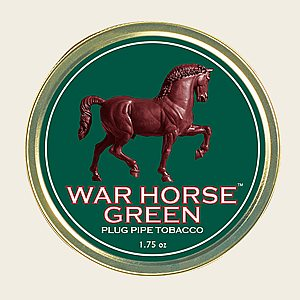 War Horse Green Pipe Tobacco