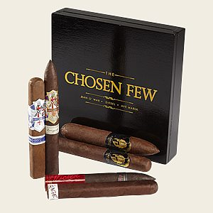 The Chosen Few Sampler Cigar Samplers