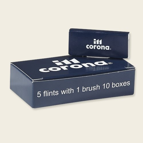 IM Corona Flints - Pipes and Cigars