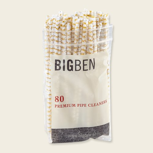 NEW 80 Big Ben Premium Pipe Cleaners