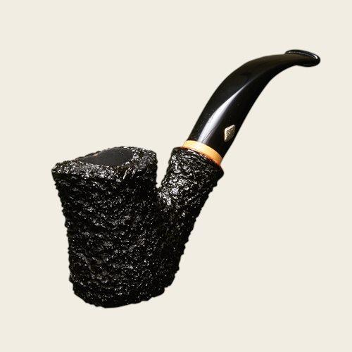 Brebbia Naif Rustica Pipes - Pipes and Cigars