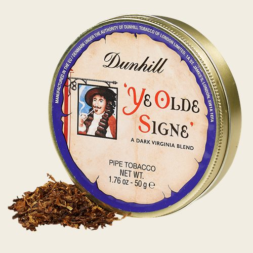 Dunhill Ye Olde Signe Pipe Tobacco  sc 1 st  Pipes and Cigars & Dunhill Ye Olde Signe - Pipes and Cigars