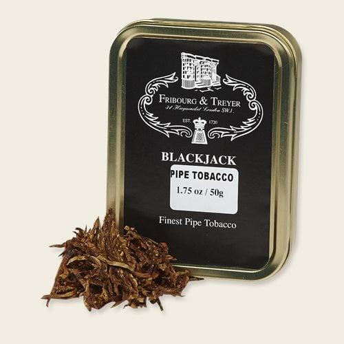 Fribourg Treyer Blackjack Pipes And Cigars