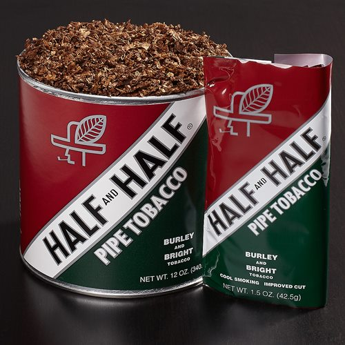 Half and Half Pipe Tobacco ... & Get the classic Half and Half tobacco at the best price at Pu0026C ...