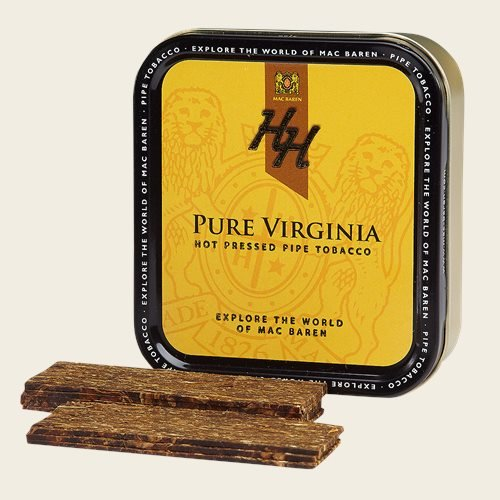 Mac Baren HH Pure Virginia - Pipes and Cigars