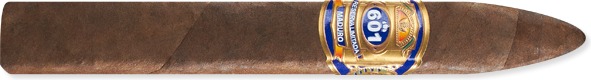 "601 Blue Box-Pressed Maduro Torpedo (6.1""x52) Box of 20"