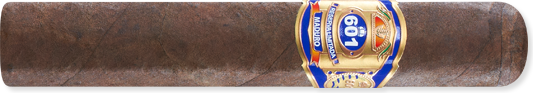 "601 Blue Box-Pressed Maduro Prominente (Gordo) (5.5""x56) Box of 20"